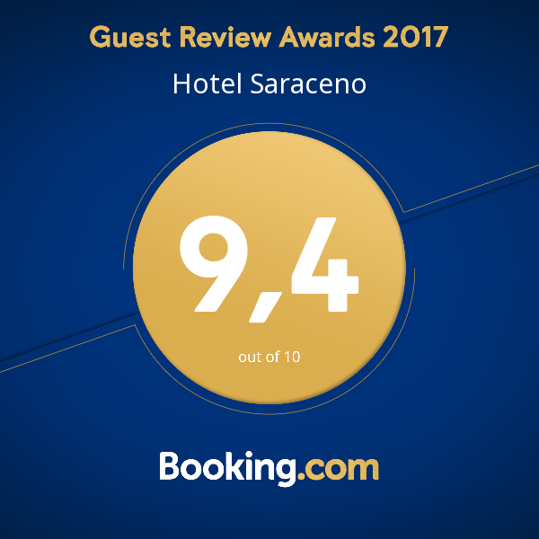 hotel milano marittima saraceno 4 stelle guest review awards booking rate and score